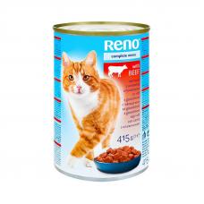 Reno Консервы для котов говядина 0.415г